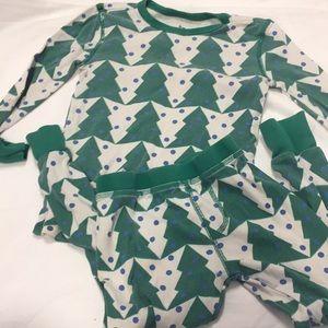 Crew cuts Christmas Pajamas Size 5